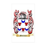 Mullaley Sticker (Rectangle 10 pk)