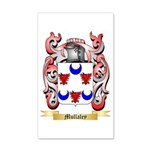 Mullaley 35x21 Wall Decal