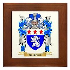Mulkerrin Framed Tile