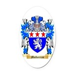 Mulkerran Oval Car Magnet