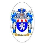 Mulkerran Sticker (Oval)