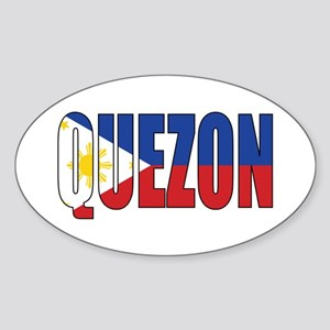 Quezon Sticker
