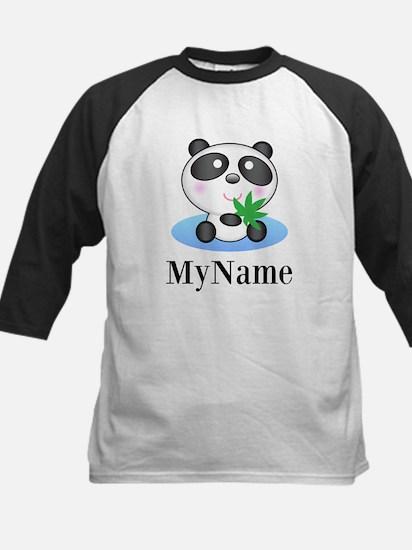 Panda (p) Baseball Jersey