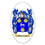 Mulholland Sticker (Oval 10 pk)