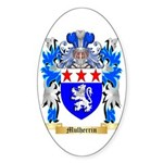 Mulherrin Sticker (Oval 50 pk)