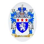 Mulherrin Oval Ornament