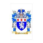 Mulherin Sticker (Rectangle 50 pk)