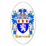 Mulherin Sticker (Oval 50 pk)