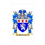 Mulhearn Sticker (Rectangle 50 pk)