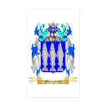 Mulgeehy Sticker (Rectangle 50 pk)