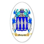 Mulgeehy Sticker (Oval)