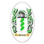 Mulford Sticker (Oval 50 pk)