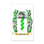 Mulford 35x21 Wall Decal