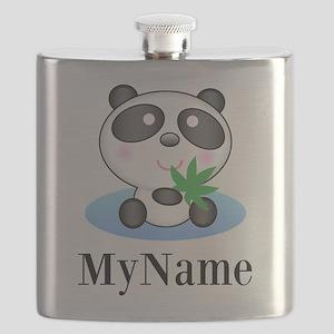 Panda (p) Flask