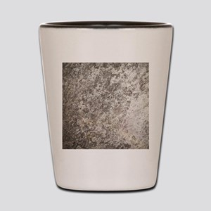 WEATHERED GREY STONE Shot Glass