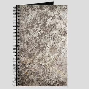 WEATHERED GREY STONE Journal