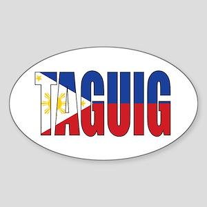 Taguig Sticker