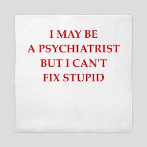 psychiatrist Queen Duvet