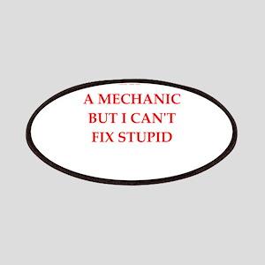 mechanic Patch