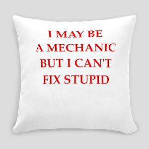 mechanic Everyday Pillow