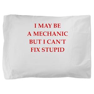mechanic Pillow Sham