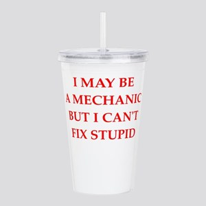 mechanic Acrylic Double-wall Tumbler