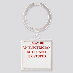electrician Keychains