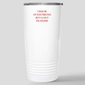 electrician Travel Mug