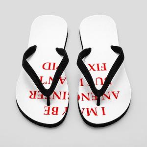 engineer Flip Flops