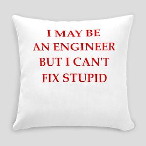engineer Everyday Pillow