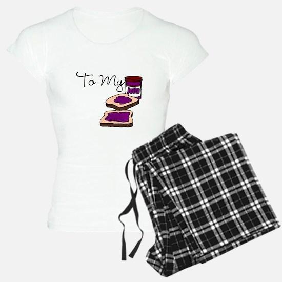To My Jelly Women's Light Pajamas