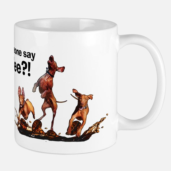Unique Wirehaired Mug