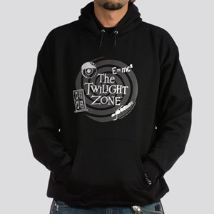 Twilight Zone: E=MC2 Hoodie (dark)
