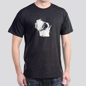 Ski Wisconsin Dark T-Shirt