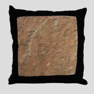 SANDSTONE Throw Pillow