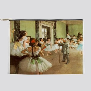 Degas Dance Class Makeup Bag