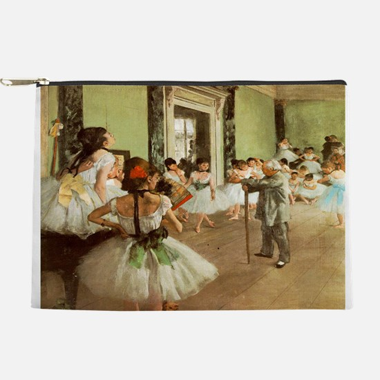 Degas Dance Class Makeup Bag