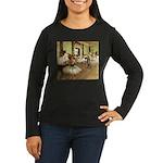 Degas Dance Class Long Sleeve T-Shirt