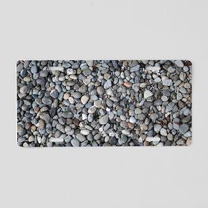 PEBBLE BEACH Aluminum License Plate