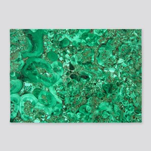 MARBLE GREEN 5'x7'Area Rug