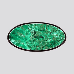 MARBLE GREEN Patch