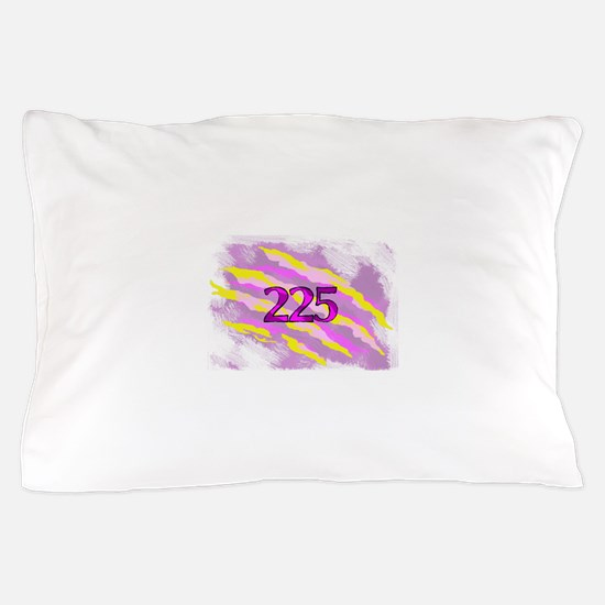Cat Claw Camouflage Area Code 225 Pillow Case