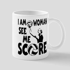 I AM WOMAN Mug