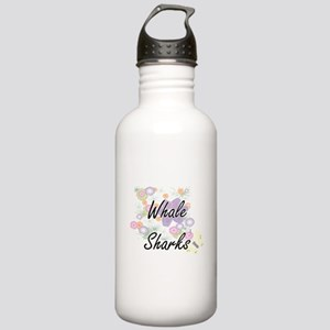 Whale Sharks artistic Stainless Water Bottle 1.0L
