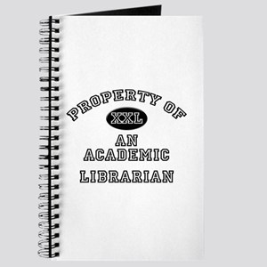 Property of an Academic Librarian Journal