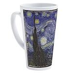 starrynight 17 oz Latte Mug