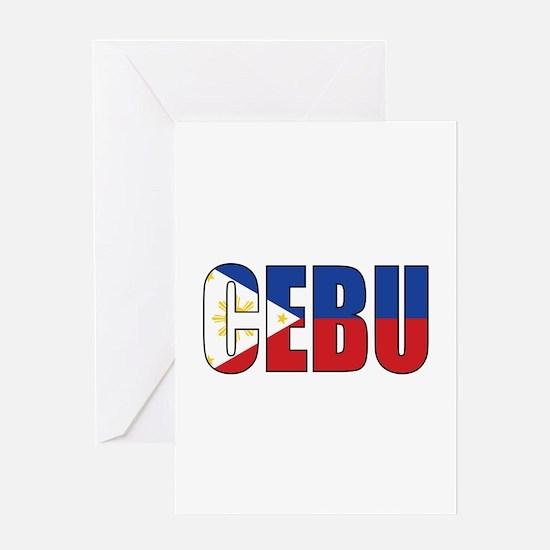 Cebu Greeting Cards