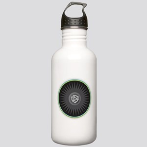 45 RPM Record Stainless Water Bottle 1.0L