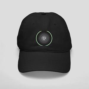 45 RPM Record Black Cap