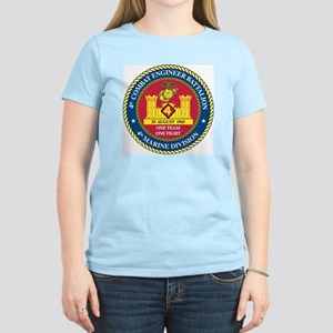4th Combat Engineering Women's Light T-Shirt